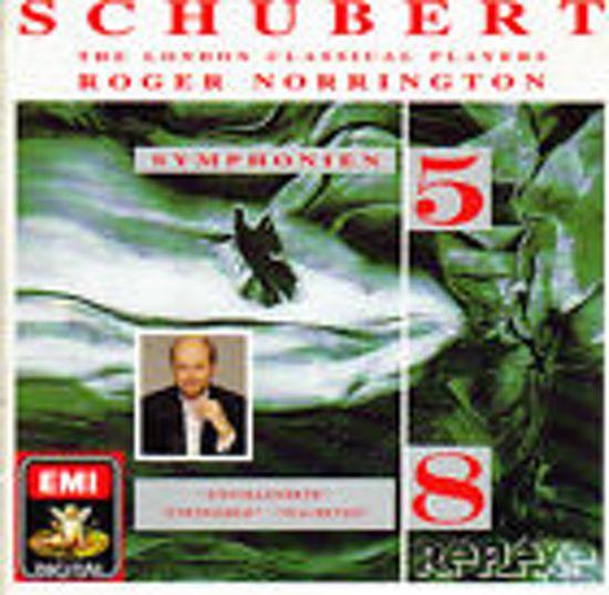Schubert: Symphony No. 5 & 8