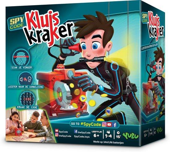 Afbeelding van het spel Spy Code Kluis Kraker - Kinderspel