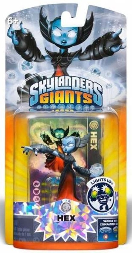 Skylanders Giants: Hex - Lightcore