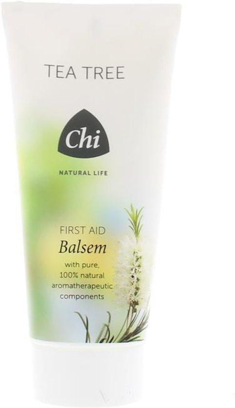 Chi Tea Tree / Eerste Hulp Balsem in Tube Bodycrème - 100 ml