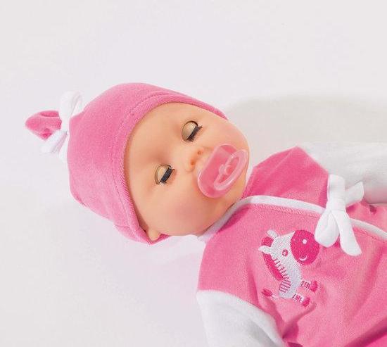 Simba  Laura Babbling - zacht Lichaam en Geluid - Pop