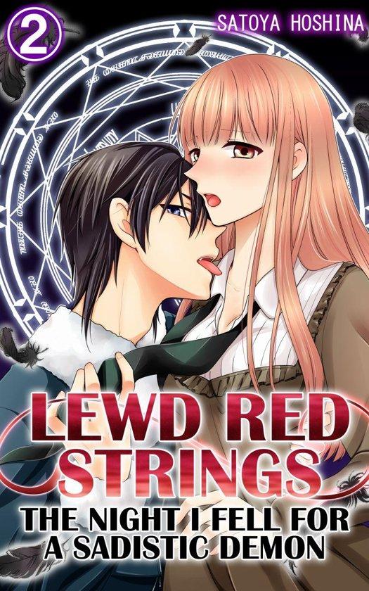 Lewd Red Strings Vol.2 (TL Manga)