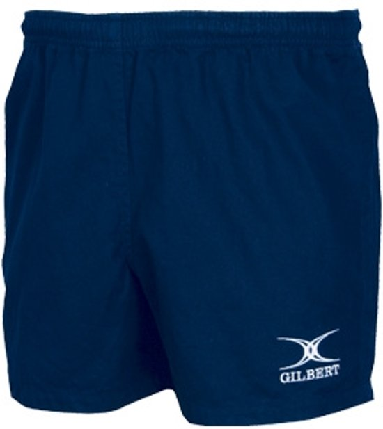 Gilbert Rugby broek kort Photon Blauw 134