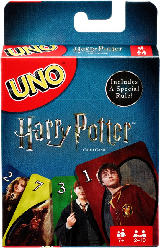 UNO Kaartspel - Harry Potter