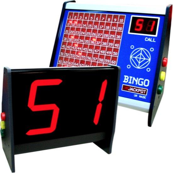 Bingomachine - Elektronisch Bingo Boy