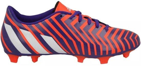 Adidas Voetbalschoenen Predito Instinct Fg Heren Paars/rood Mt 43 1/3
