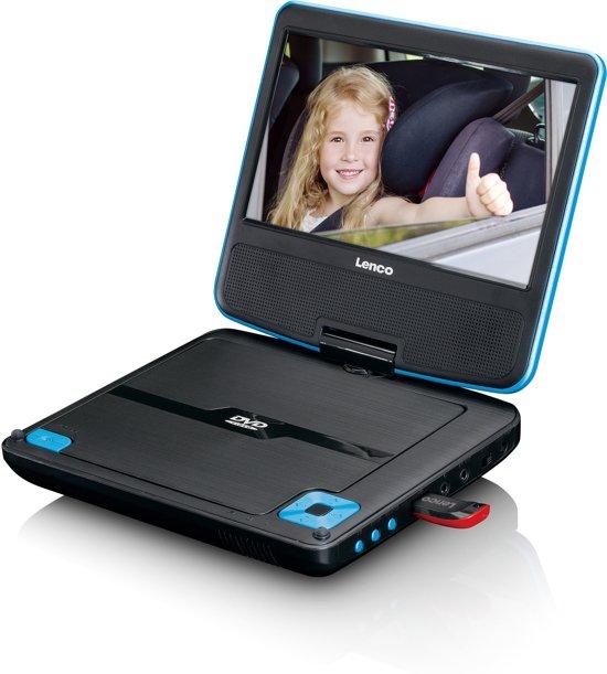 Lenco DVP-710 Blauw