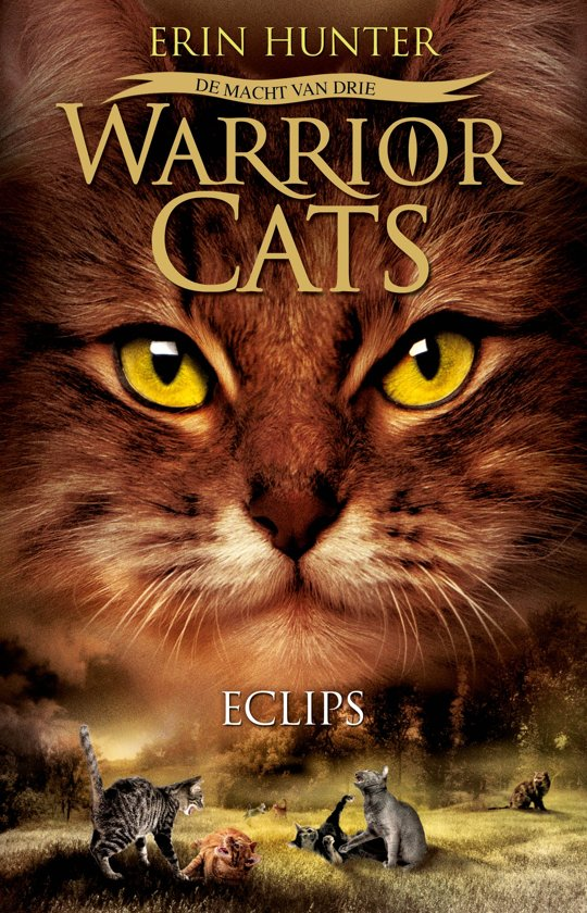 Warrior Cats - De Macht van drie 4 - Eclips