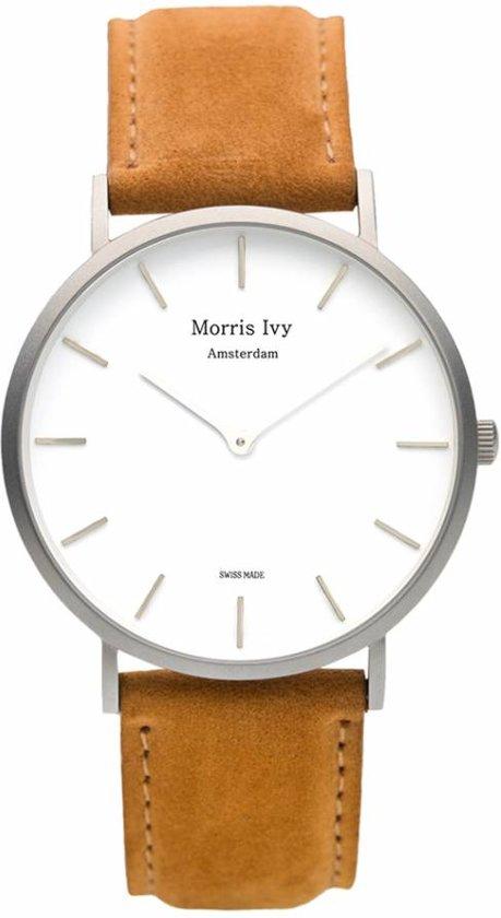 Morris Ivy - Frosted Silver #DessertVelvet