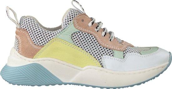 c92a21f91b7 bol.com   Clic! Meisjes Sneakers 9740 - Wit - Maat 33