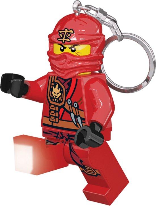Lego: Ninjago - Kai Sleutelhanger met licht