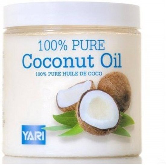 100% Pure Coconut Oil, 500ml