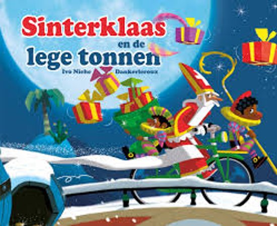 Sinterklaas en de lege tonnen