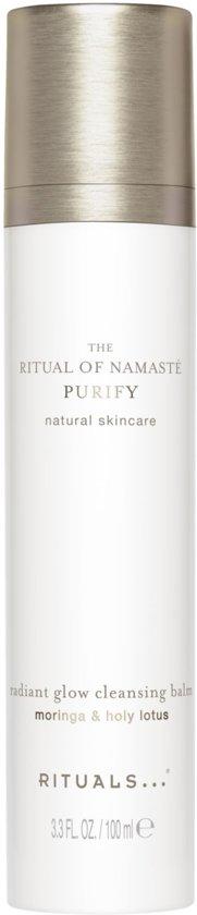 RITUALS The Ritual of Namasté Purify Gezichtsreinigingsbalsem - gel-to-oil cleanser - 100 ml