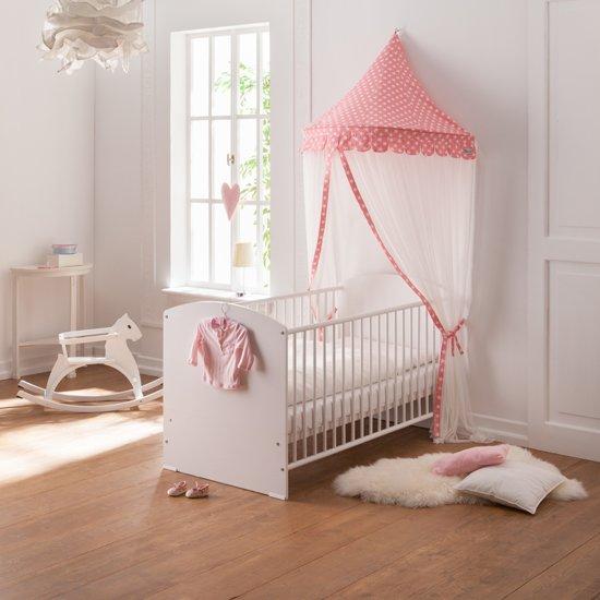 """howa Babyklamboes, Baby Hemel, Speltent voor Kinderen """"Hannah"""" roze / wit 8506"""