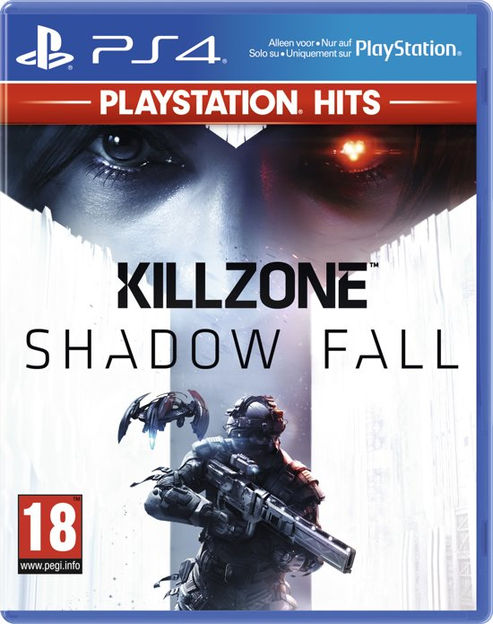 PlayStation Hits: Killzone Shadow Fall PS4