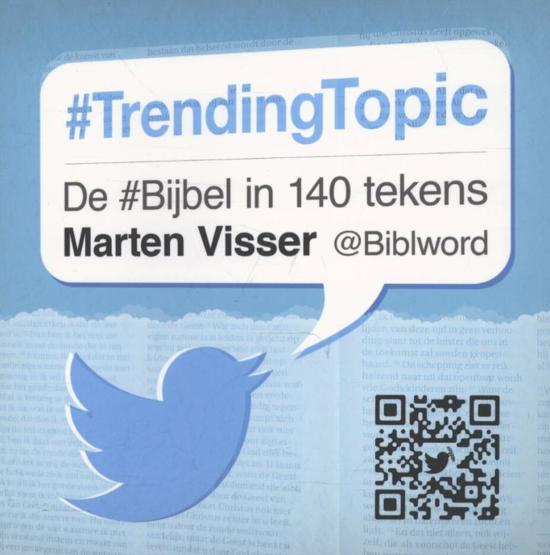 #TrendingTopic - Visser, Marten  