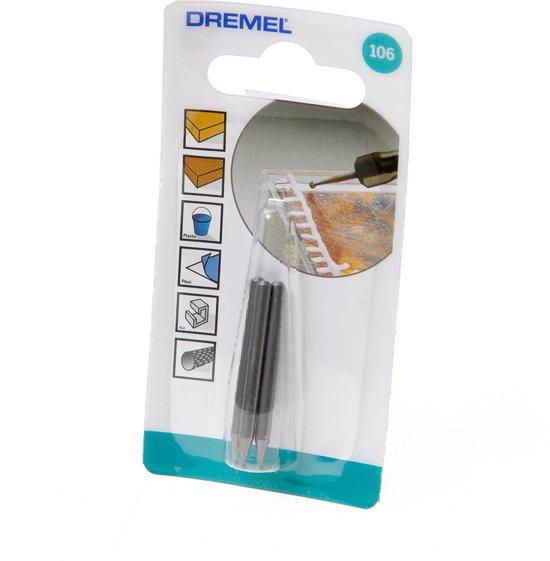 Dremel Graveerfrees 1,6 mm - 106