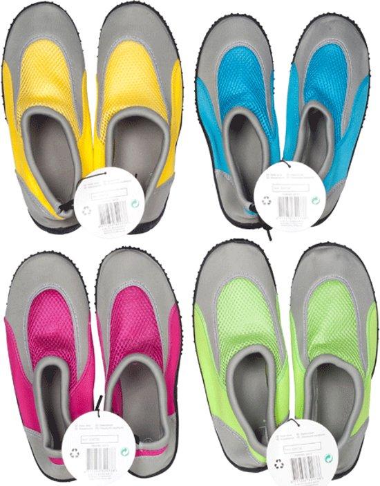 Chaussures D'eau De La Femme Jaune uX0l4G