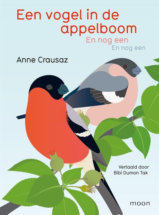 Boek cover Een vogel in de appelboom en nog een en nog een van Anne Crausaz (Hardcover)
