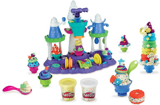 Play doh ijsjesfabriek
