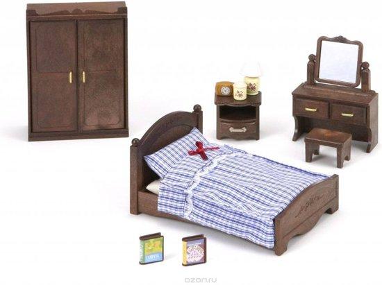 Sylvanian Families Master Bedroom Set 2958