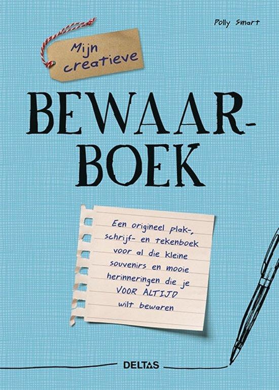 Mijn creatieve bewaarboek