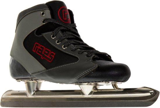 laatst grote verscheidenheid aan modellen goedkoop Raps Schaatsen - Maat 46 - Unisex - grijs/zwart/rood Maat 46