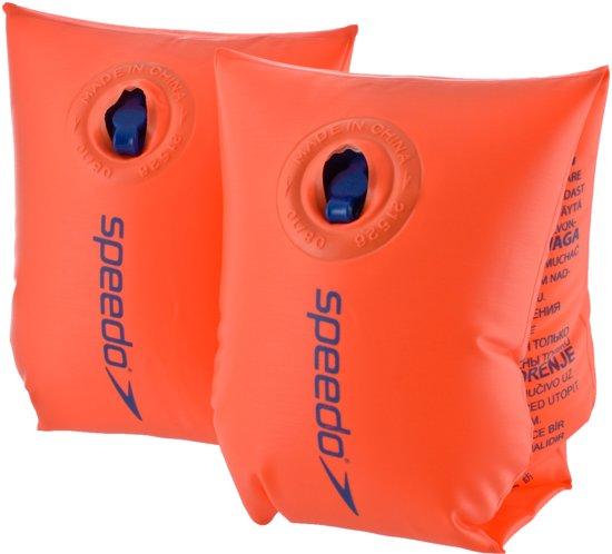 Speedo Armbands Kids Zwemvleugels - Oranje - Maat 0-2