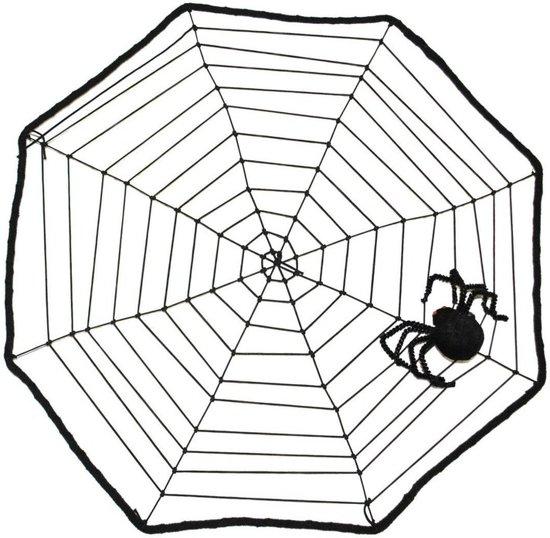Spinnenweb Met Spin 40 X Cm