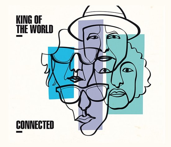 Afbeeldingsresultaat voor king of the world connected
