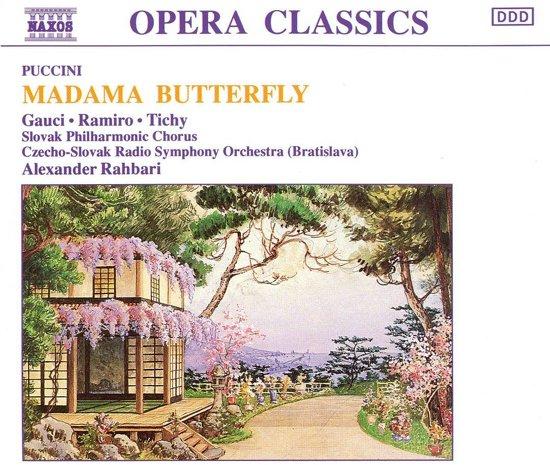 Puccini: Madama Butterfly / Rahbari, Gauci, Ramiro, Tichy