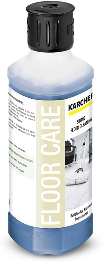 Vloerreinigingsmiddel STEEN voor Floor Cleaner FC 5, RM 537, 500 ml
