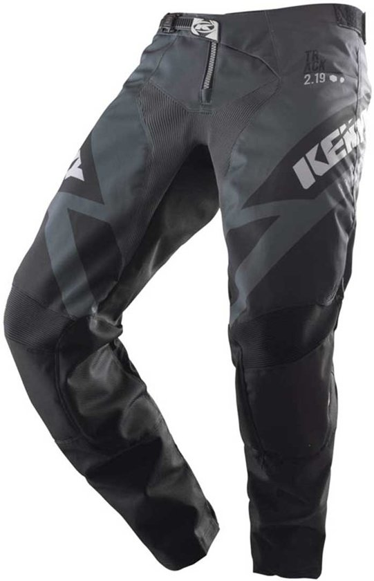 32 Track Black Kenny Crossbroek grey N8nv0mw