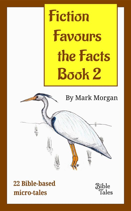 Fiction Favours the Facts - Book 2