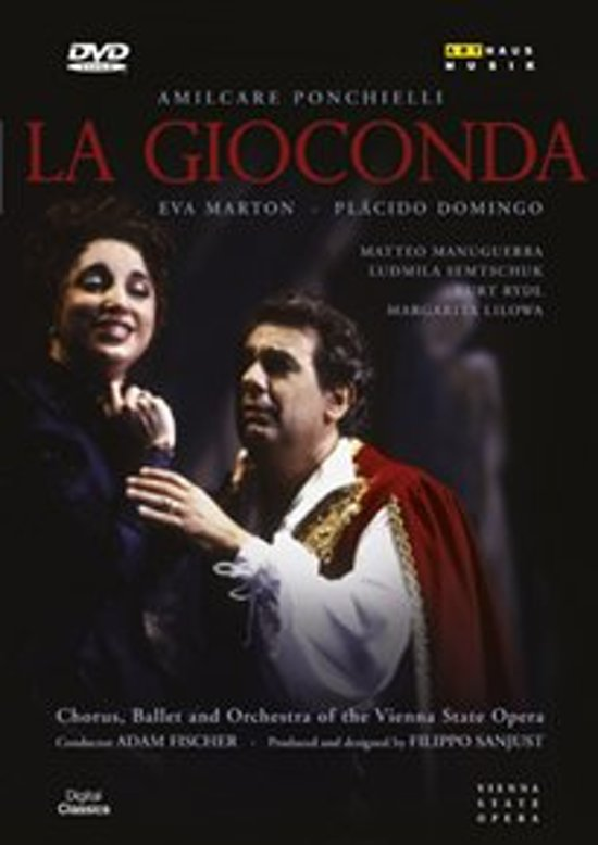 Gioconda, La  Vienne State Opera 86