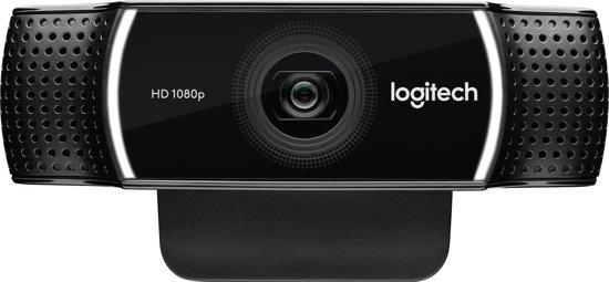 Logitech C922 - Pro Stream Webcam