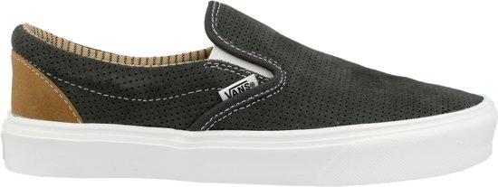 ee7aaab43e6 bol.com | Vans Slip-On Lite - Sneakers - Maat 46 - Grijs
