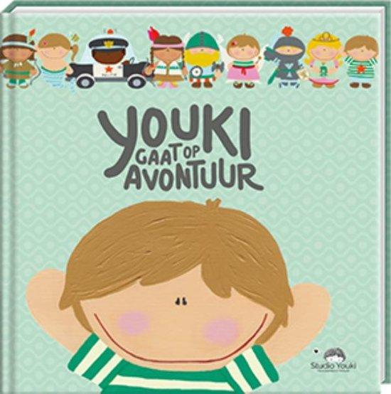 bol.com | Youki 1 Youki gaat op Avontuur - Leerzaam - Fantasierijk ...