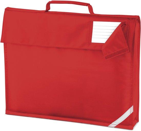 Quadra Document Bag Red
