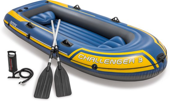 Intex Challenger 3 Set