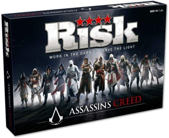 Risk Assassins Creed