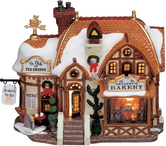 Lemax DevaneyS Bakery