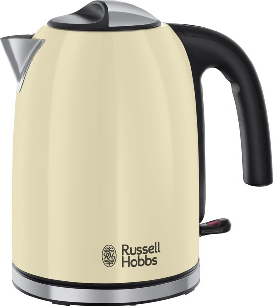 Russell Hobbs 20415-70 Colours Plus+ - Waterkoker - Creme