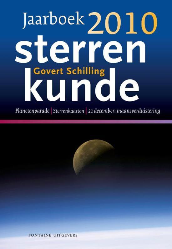Jaarboek sterrenkunde 2010