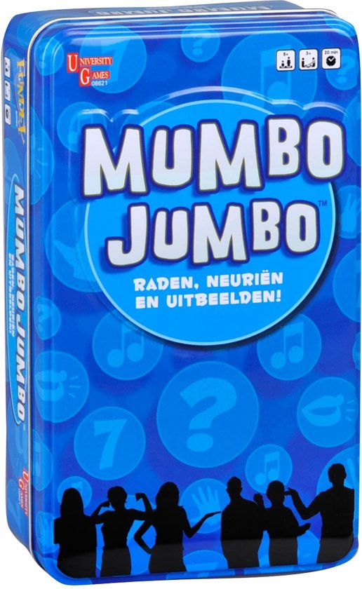 Afbeelding van het spel Reis Mumbo Jumbo