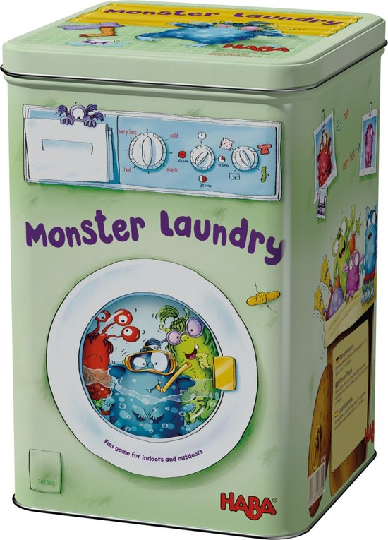 Haba Spel Spelletjes vanaf 7 jaar Monsterwas