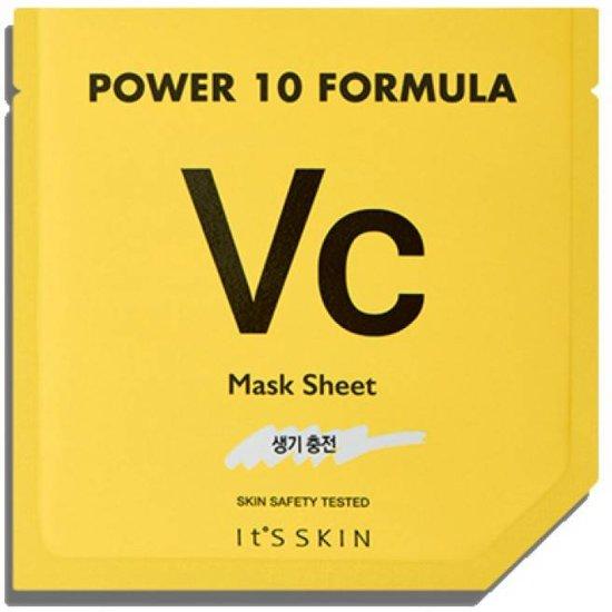 It's skin - Power 10 Formula VC Mask Sheet