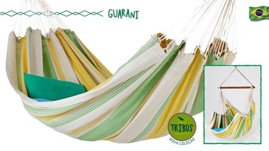 Hangmat Samba Guarani XL | 240x160 cm