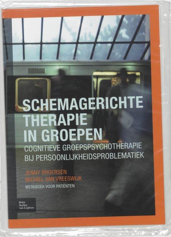 Boek cover Schemagerichte therapie in groepen / Werkboek voor patienten van Jenny Broersen (Paperback)